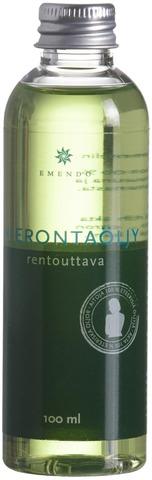 Emendo 100Ml Hierontaöljy Rentouttava