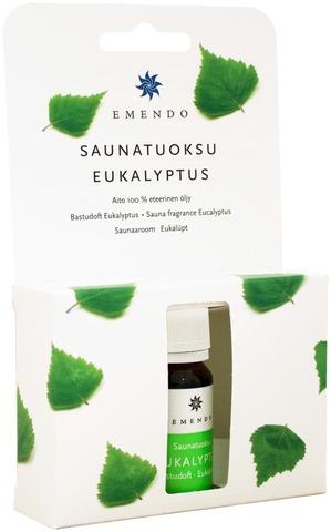 Emendo 10ml saunatuoksu eukalyptus
