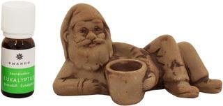 Emendo Makaava Saunatonttu + Saunatuoksu Eukalyptus 10Ml