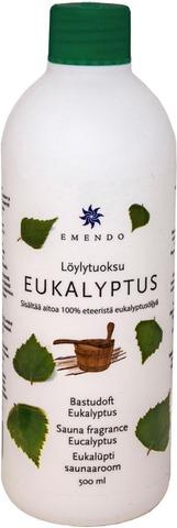Emendo 500ml löylytuoksu eukalyptus