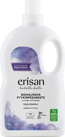 Erisan Hajusteeton Biohajoava Pyykinpesuneste 1.5l