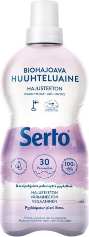 Serto Hajusteeton Huuhteluaine 750 Ml