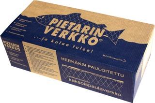 Pietarin kalaverkot kaksoispaula kalaverkko 50mm