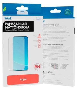 Wave Panssarilasi, Suora, Apple Iphone 11 Pro / X / Xs