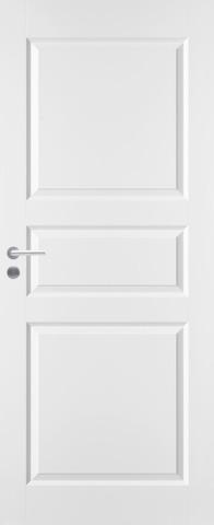 Kevytpeiliovi Style 1/3P 8X21 Symm Maalattu Valkoinen