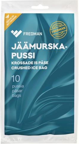 Fredman Jäämurskapussi 10Kpl
