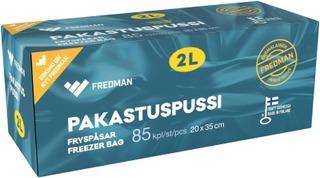 Fredman pakastuspussi 2l 85kpl
