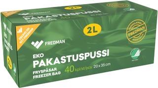 Eskimo Eko pakastuspussi 2l 40kpl