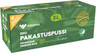 Eskimo Eko pakastuspussi 3l 30kpl