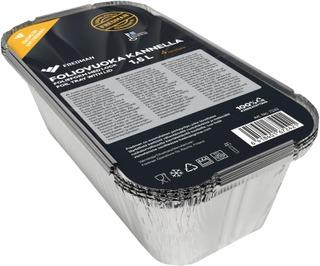 Eskimo Foliovuoka Kannella 1,5L 4Kpl