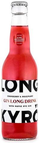 Long Kyrö Karpalo 5,5% 0,33L long drink