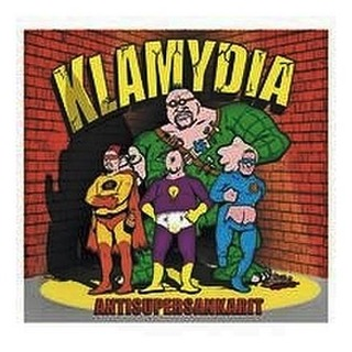 Klamydia - Antisupersankarit Cd