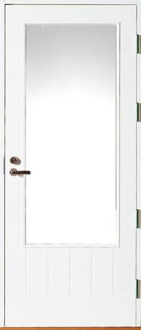 Halltex Ovet Venla Valkoinen 16 M 9X21 Oikea