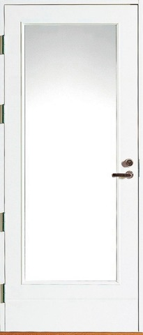 Halltex Ovet Venla Valkoinen 18 M 9X21 Vasen
