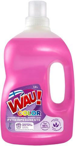 Wau Color 1,5L Pyykinpesuneste