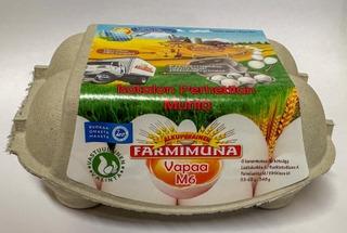 Farmimuna 348G M6 Vapaa Gmo-Vapaa Kananmuna