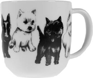 Kultakeramiikka 0,3L Koiran Ystävä -Muki Terrieri