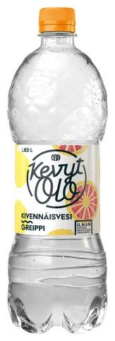 Olvi Kevytolo Greippi Kivennäisvesi 1,65 L Kmp