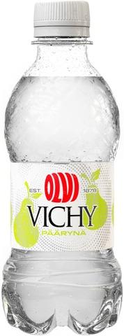 Vichy päärynä 0,33l ei ti