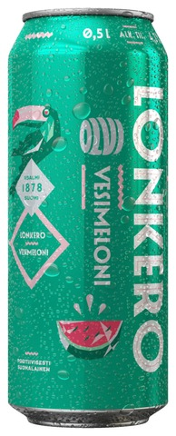 Olvi Vesimeloni Lonkero 4,7 % 0,5 L Tlk