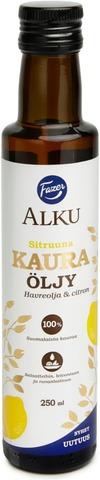FAZER Alku Kauraöljy & Sitruuna 250 ml