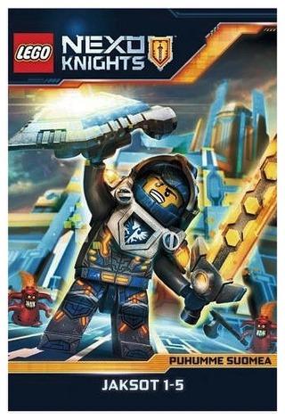 Lego Nexo Knights 1 - Jaksot 1-5 Dvd