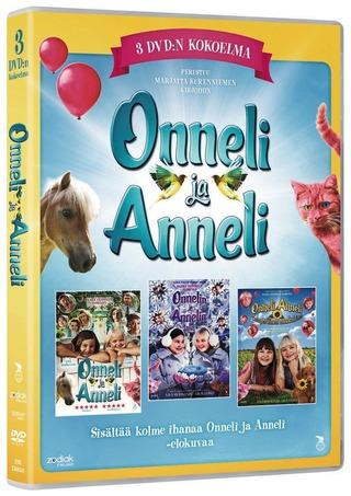 Dvd Onneli Ja Anneli -Kokoelma