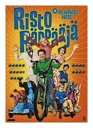 Risto Räppääjä Ja Polkupyörävaras Dvd
