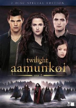 Dvd Twilight - Aamunkoi Osa 2