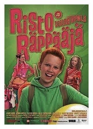 Risto Räppääjä Ja Viileä Venla Dvd