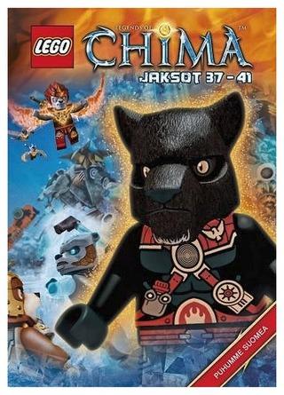 Dvd Lego Chima Jaksot 37-41