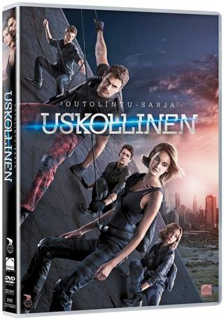 Dvd Outolintu-Sarja - Uskollinen