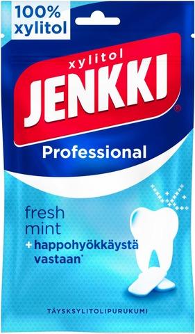 Jenkki Professional Freshmint täysksylitolipurukumi 90g