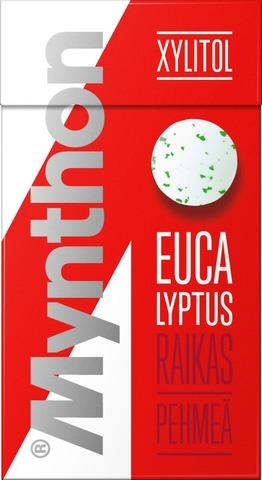 Mynthon Xylitol Eucalyptus  Ksylitolipastilli 31G