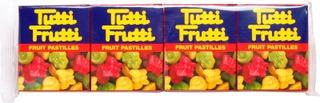 Tutti Frutti Pastilleja 4X17g