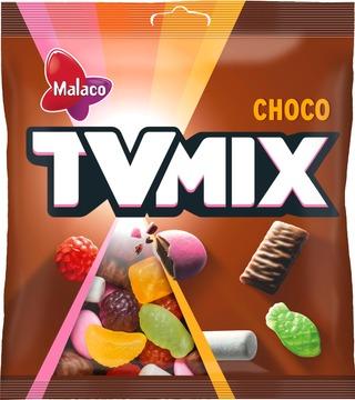 Malaco Tv Mix Choco Makeissekoitus 280G