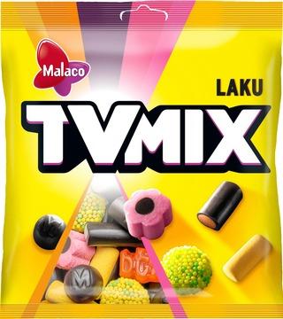 Malaco Tv Mix Laku Makeissekoitus 325G