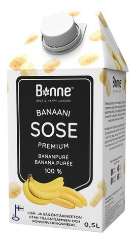 Bonne Premium Banaanisose 0,5L