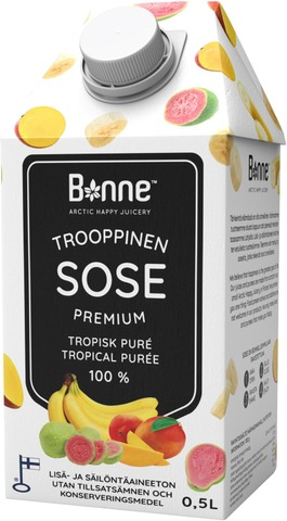 Bonne Premium Trooppinen Sose 0,5L