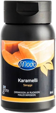 Modo Karamelli Siirappi 30Cl
