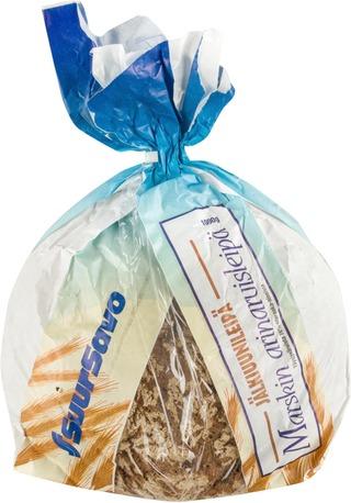 Suur-Savon Leipomo 1Kg Marskin Arinaruisleipä