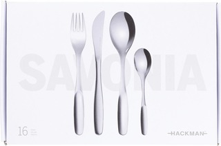 Hackman Savonia Lahjapakkaus 16-Osainen
