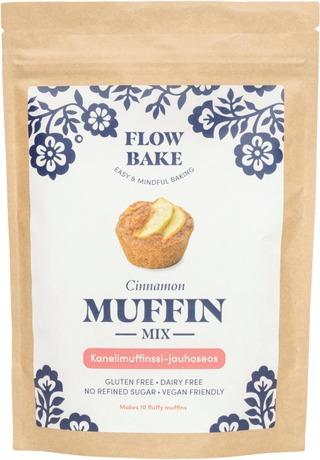 Flow Bake - Kanelimuffinsi-Jauhoseos 265G