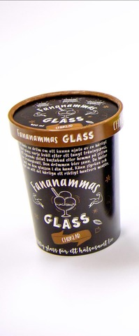 Fananamman Suklaajäätelö Keto 400ml  /Fananammas chokladglass