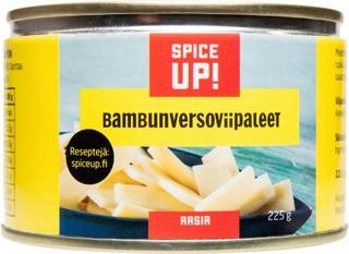 Spice Up! Bambunversoviipaleet 225/140G