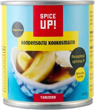 Spice Up! Kondensoitu kookosmaito 320g