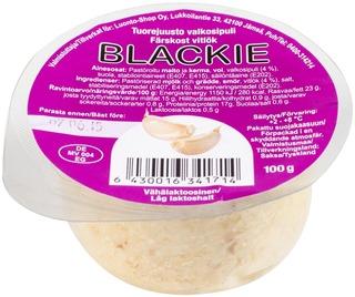 Blackie Tuorejuusto Valkosipuli 100G