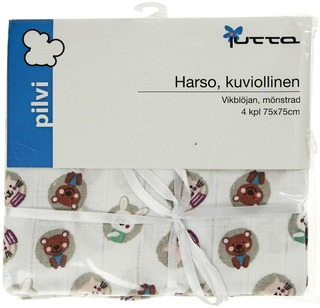 Jutta Harso Kuvio 4 Kpl/Pkt