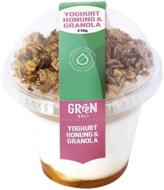 Yoghurt - Granola Hunaja 210 G