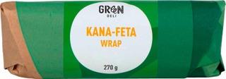 Greendeli Wrap Kana-Feta 270 G